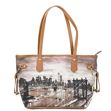 YNOT BORSA DONNA SHOPPING BAG SMALL K 336