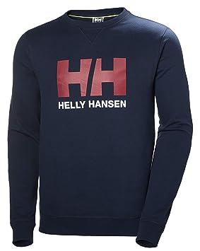 Helly Hansen HH Logo Crew - Sudadera Hombre: Amazon.es: Ropa y ...