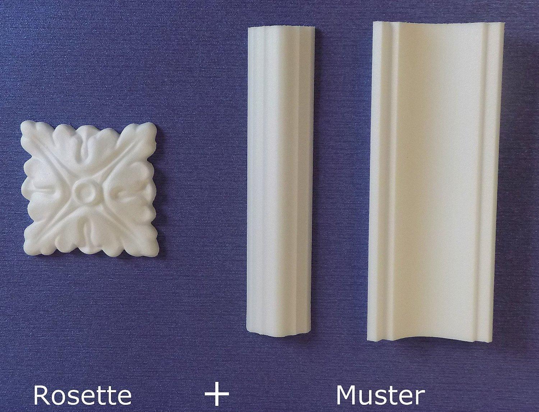 blanc MDF plax/é // 720.1058 Plinthe Passau