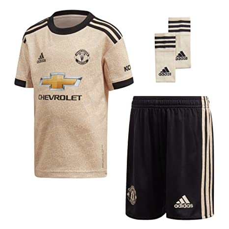 Manchester United FC Official Football Gift Mens Third Away Kit Shorts 2018 2019