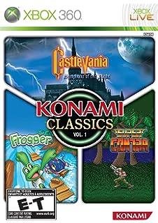 Amazon.com: Konami Collectors Series: Castlevania & Contra ...