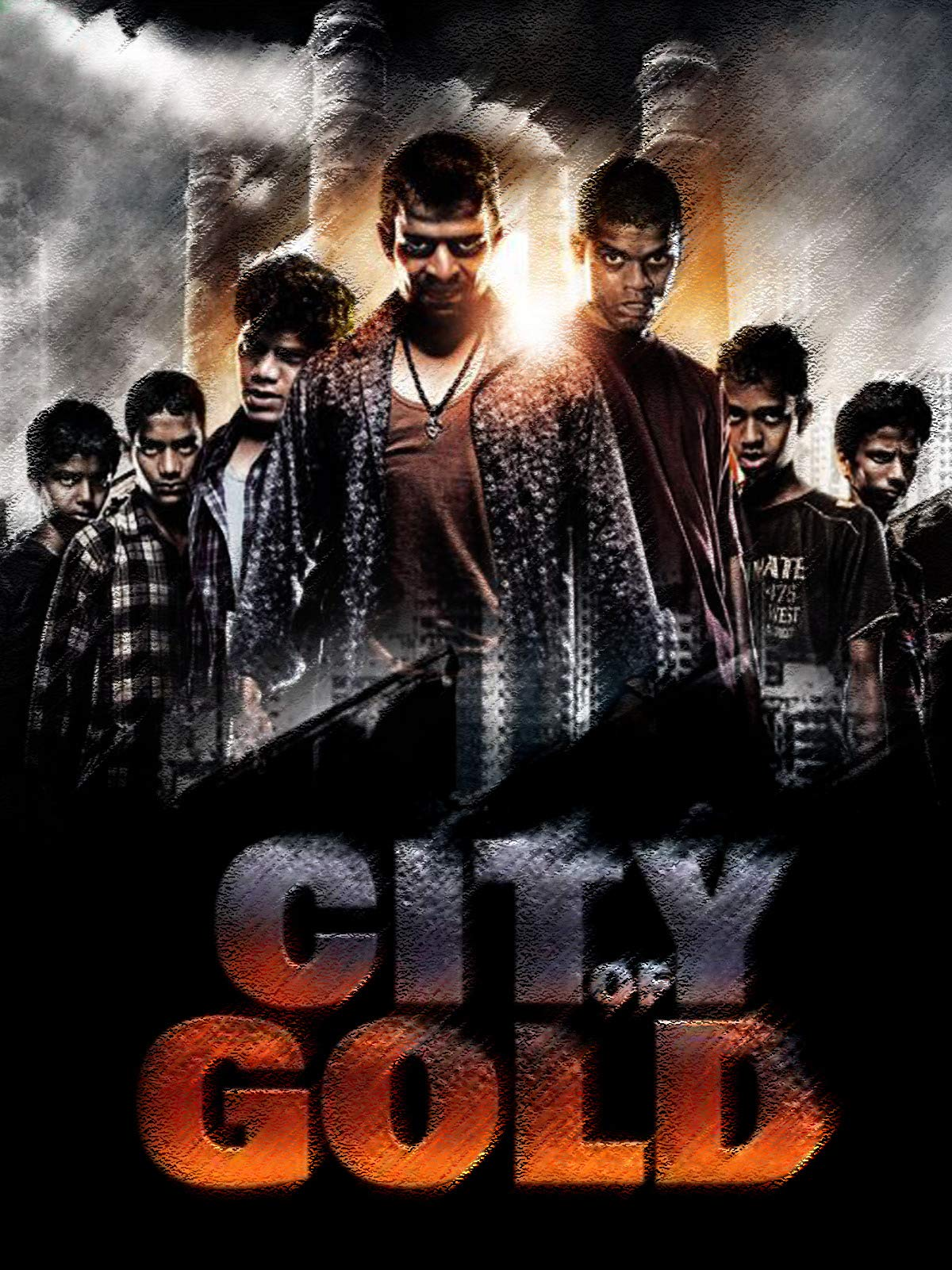 City Of Gold - Mumbai 1982