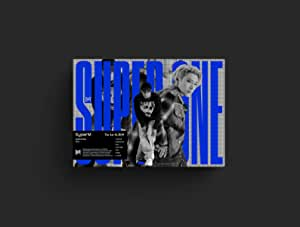 SuperM The 1st Album Super One (Unit C Ver. KAI & TEN)