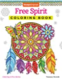 Free Spirit Coloring Book (Coloring is Fun) (Design Originals) 32 Whimsical & Quirky Art Activities from Thaneeya McArdle on High-Quality, Extra-Thick Perforated Pages that Resist Bleed-Through