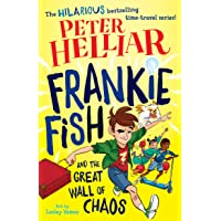 Frankie Fish and the Great Wall of Chaos (Volume 2)