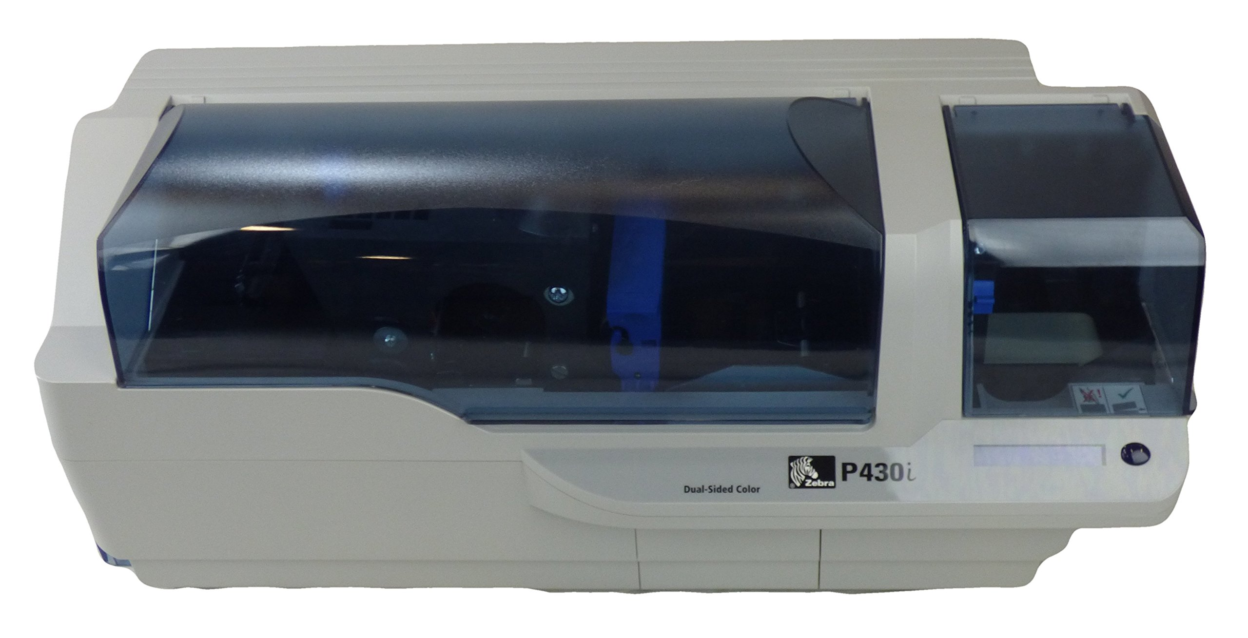 P430i Thermal transfer 300 dpi USB Dual-Sided Color Printing by Zebra Technologies (Image #1)