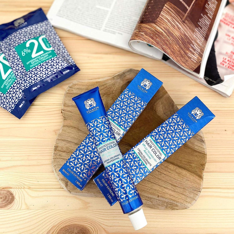 Válquer Crema Colorante 12.1 Superaclarante Ceniza, Pack de 1