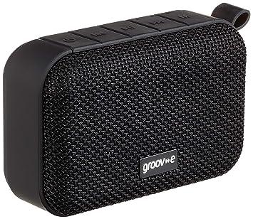 Groov-e Wave II - Altavoz inalámbrico Bluetooth portátil ...