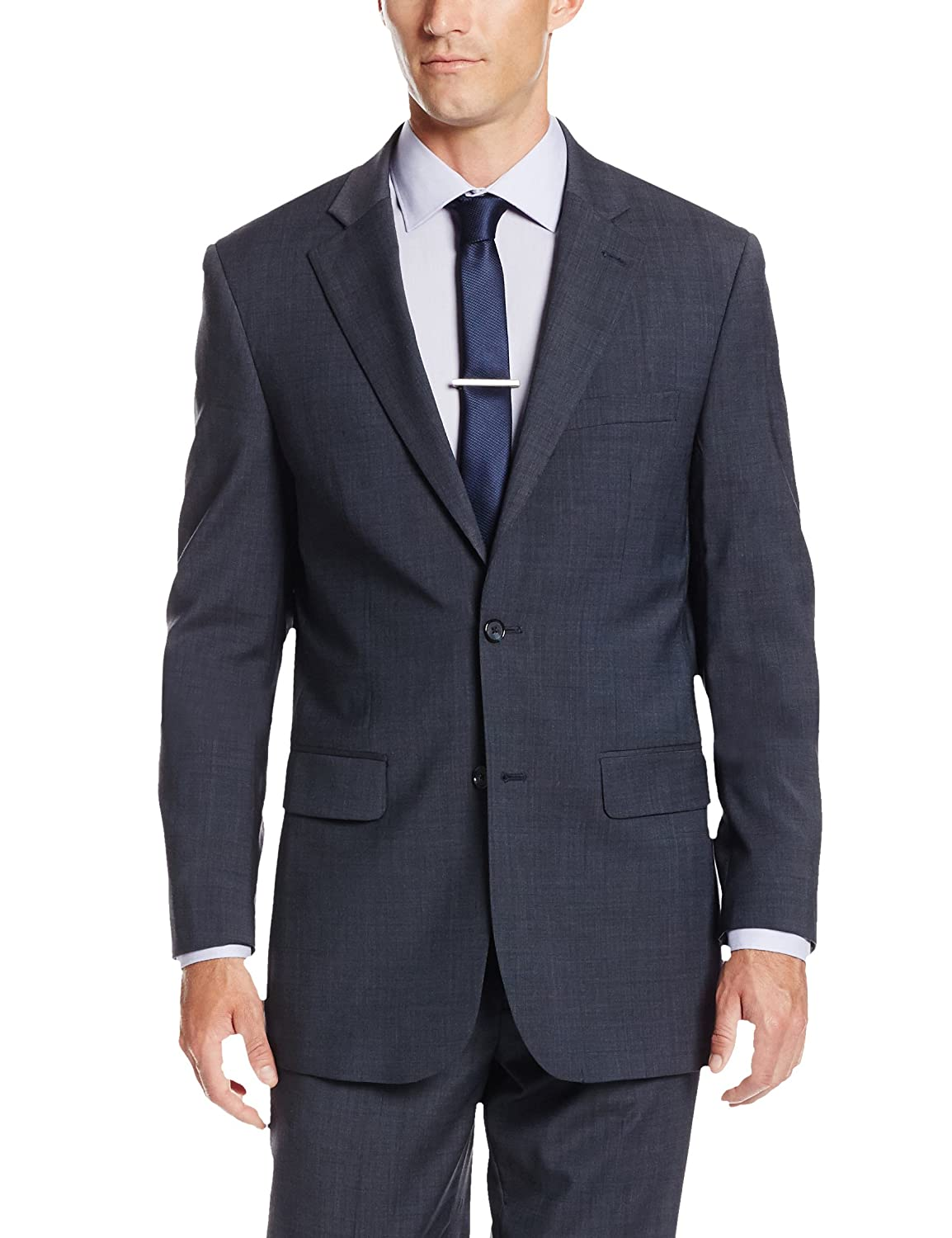 Nautica Men's New 2 Button Center Vent Suit Separate Jacket Nautica Men' s Tailored HB2FBNO