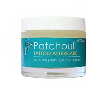 Amazon.com : Beauty brew Patchouli Tattoo Aftercare Ointment Salve ...