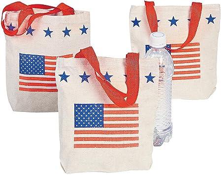 Patriotic Tote Bag