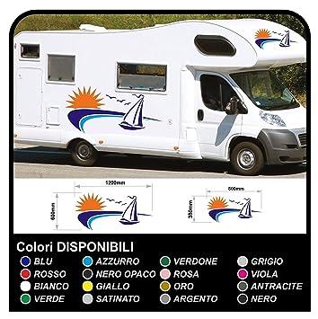 official images sale crazy price Amazon.fr : Autocollants pour autocaravane camping-car ...