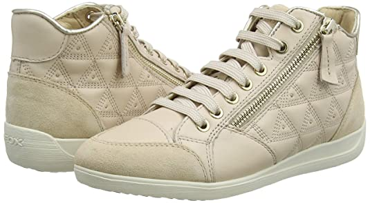 Geox D Myria B, Sneaker a Collo Alto Donna: Amazon.it