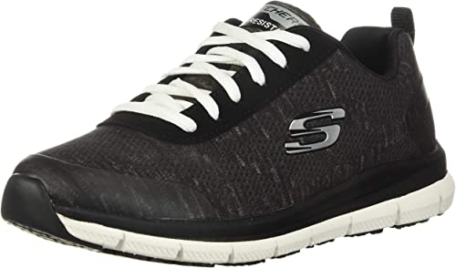 preparar presumir Taxi  Amazon.com | Skechers Comfort Flex Women's Pro Sr Hc Health Care  Professional Shoe | Fashion Sneakers