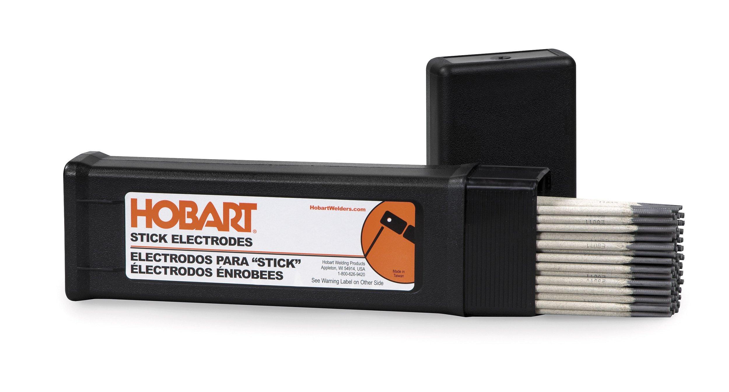 Hobart 770459 6011 Stick, 1/8-5lbs