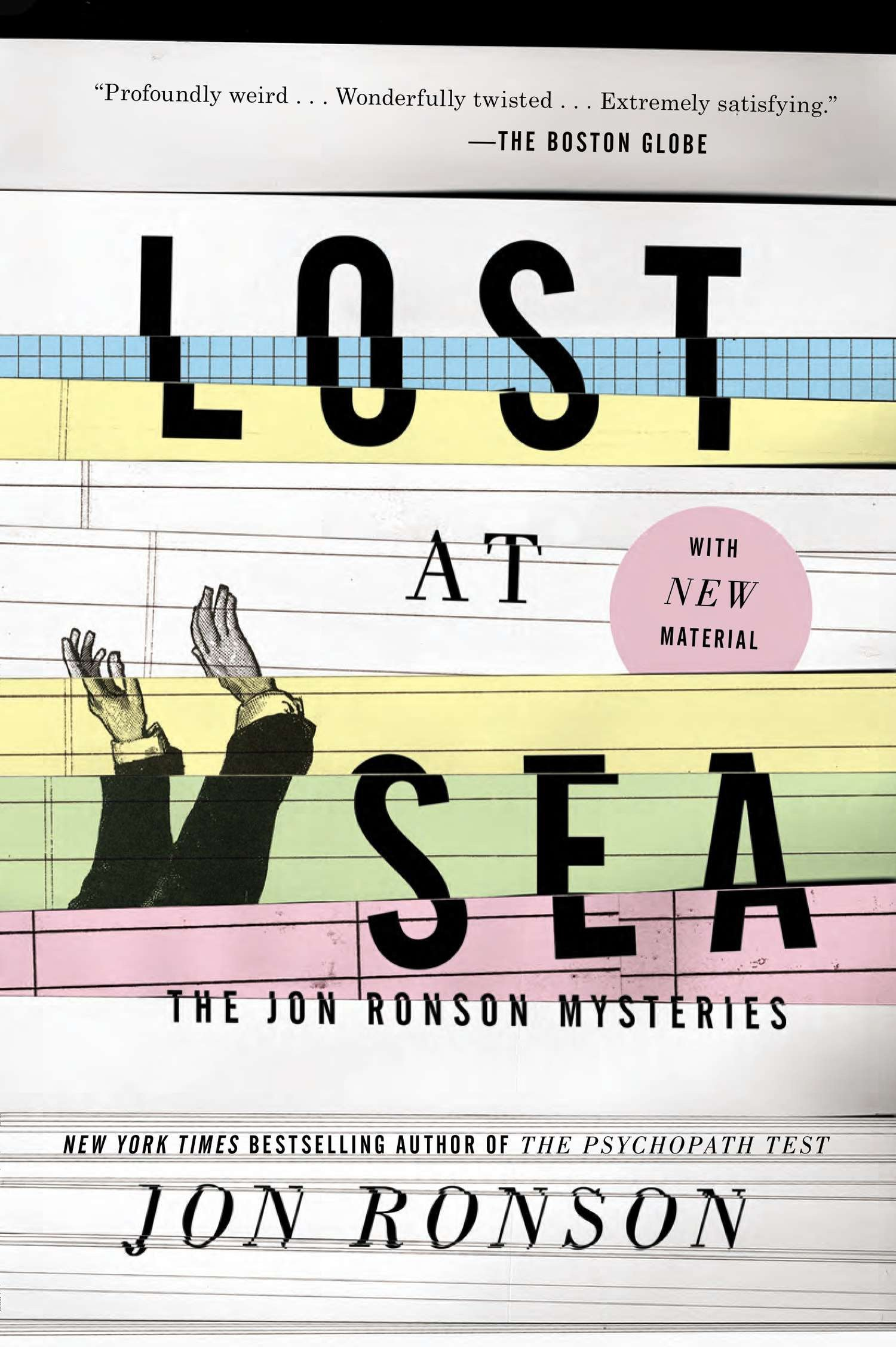 Download Lost at Sea: The Jon Ronson Mysteries pdf