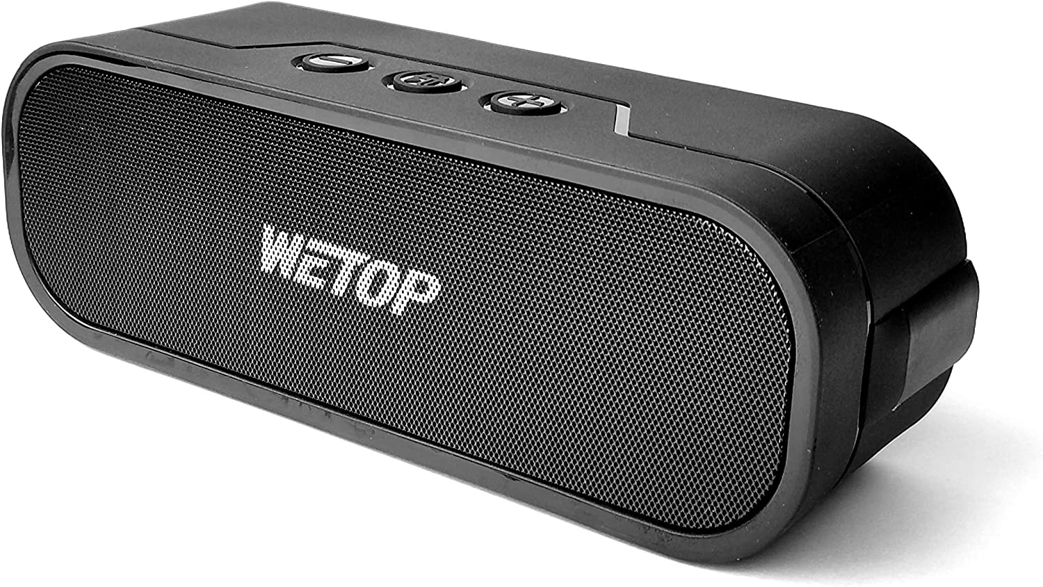IPX 5 Waterproof WETOP 4017 Bass and Treble by New Vibes H.D Sound Quality Built for Outdoors 20 Watt Portable Bluetooth Speaker