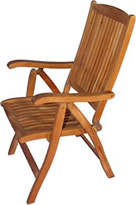 Teak Reclining Chair Salisbury Reclining Chair