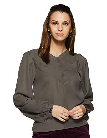 1c81f52674c Stalk Buy Love Women's Abode Blouse: Amazon.in: Clothing & Accessories