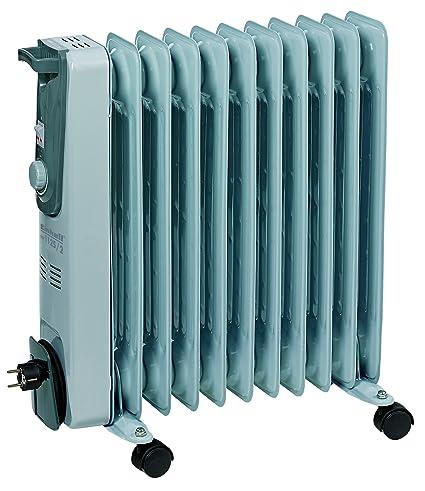 Einhell MR 1125/2 - Calefacción eléctrica radiador de aceite mr 1125/1 (