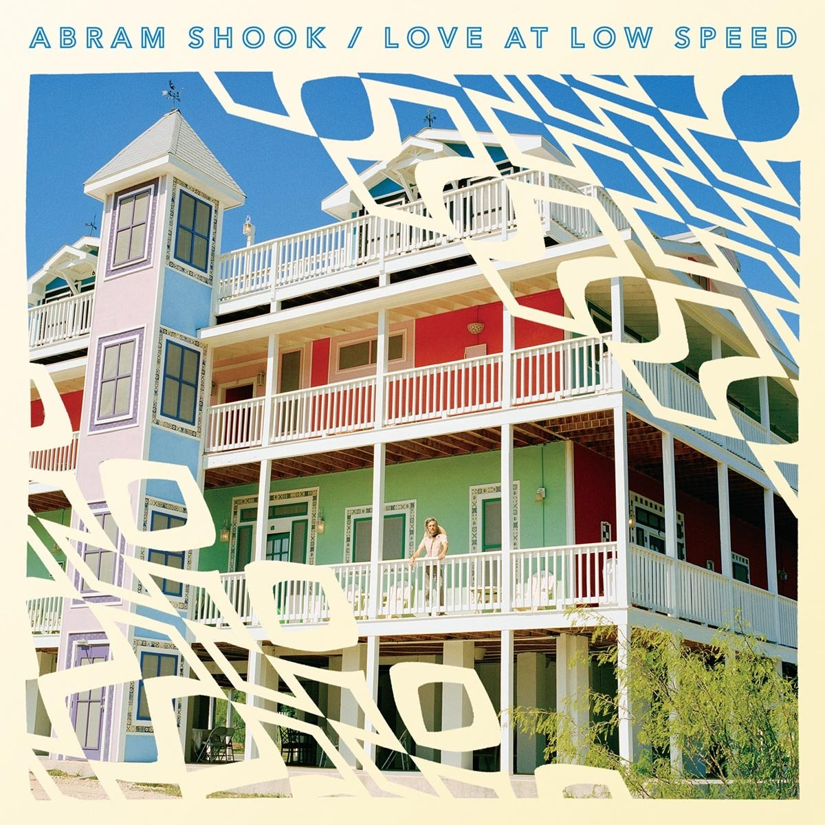Abram Shook - Love at Low Speed (Colored Vinyl)