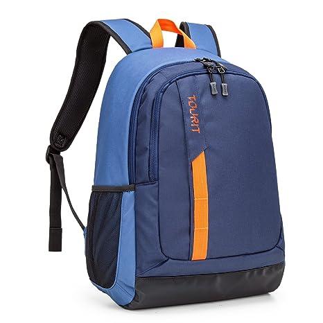 4fb41feccb0993 TOURIT Zaino Termico con Capacità di 25 Litri Zaino Raffredamento per  Campeggio, Picnic e Escursioni