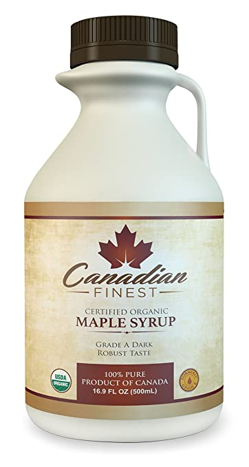 58f39bead56 Amazon.com   CANADIAN FINEST Maple Syrup