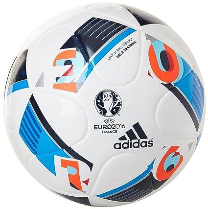 adidas Euro16 Salatrai - Balón para Hombre, Color Blanco/Azul/Rojo ...