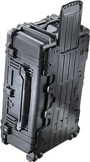 Plástico impermeable protector Peli 1650 pelicase Estuche de viaje caso de fotografía