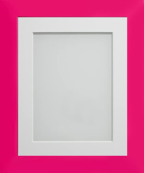 Frame Company Candy Range Picture Photo Frame with White Mount for ...