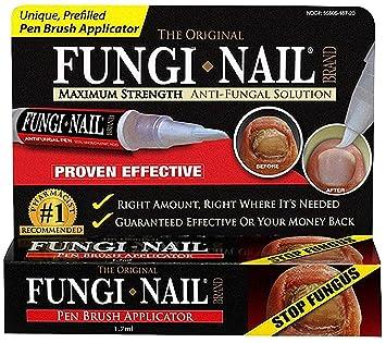 Medicina oral para hongos en las unas