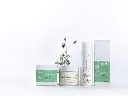 Lavido Lavender, Tea Tree, Black Cumin Seed Thera-Intensive Body Cream 8.45 fl. oz 250ml