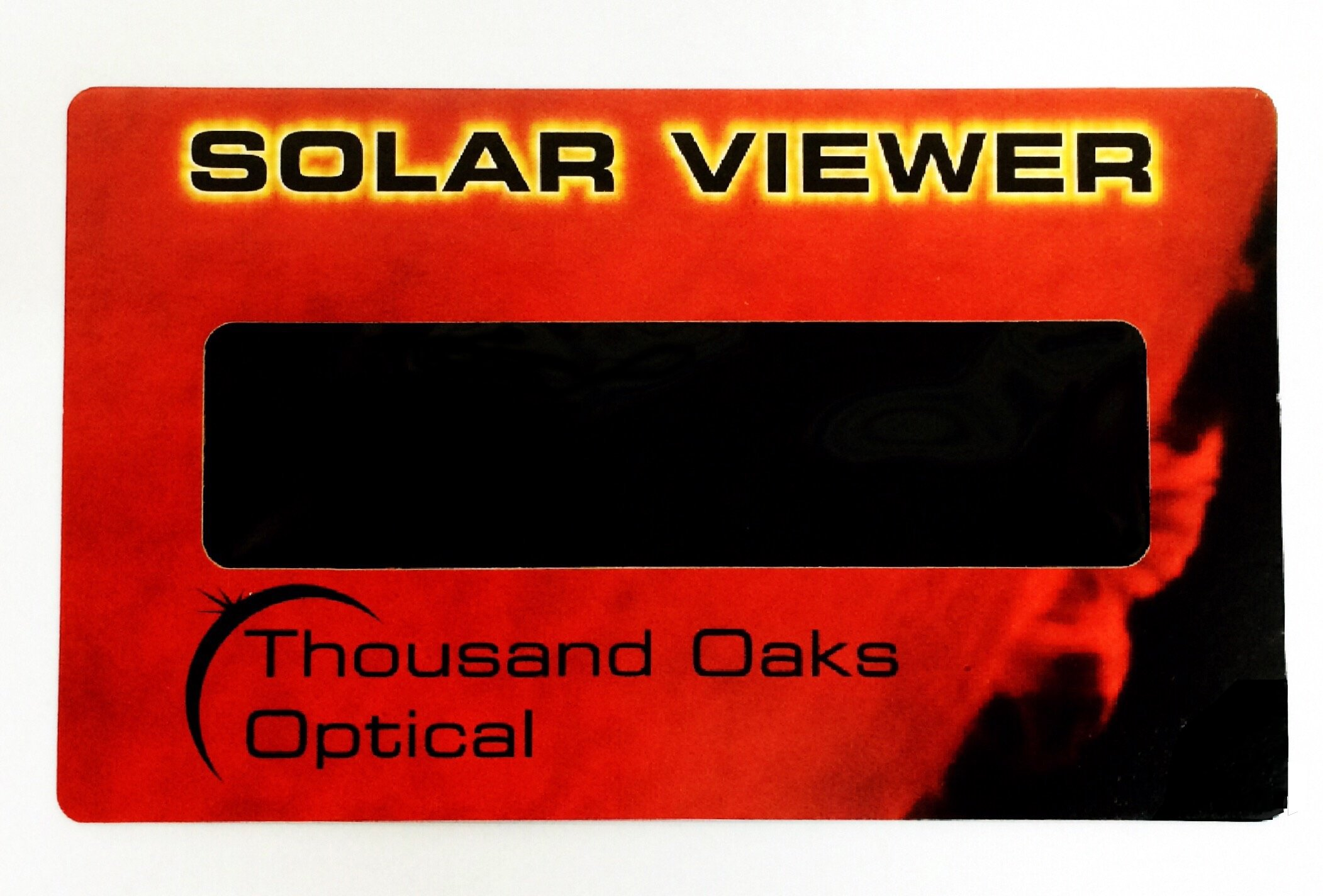 Solar Eclipse Viewers (Pack of 50) CE & ISO Certified by Thousand Oaks Optical