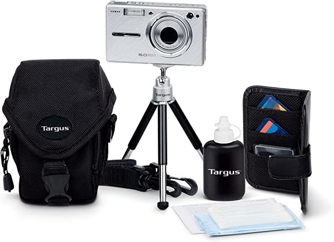 Targus Digital TGK-WM200 - Kit de iniciación para cámara Universal ...