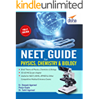 NEET Guide for Physics, Chemistry & Biology