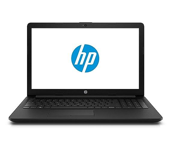 HP 15 Core i3 Laptop (4GB DDR4 RAM/1TB HDD/DOS/Jet Black/2.04 kg), 15q-ds0015TU Laptops