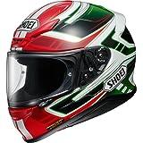 Nuovo casco di moto nero di 2015Shoei NXR pianura