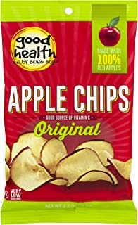 product image for Good Health Natural Apple Chips, 3 Ounce -- 12 per case.