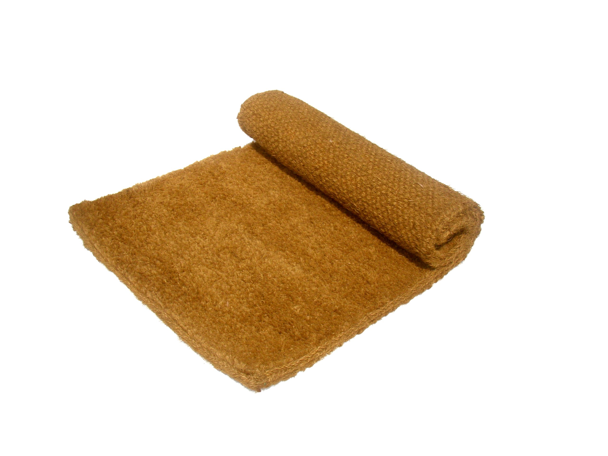 Imports Decor Coir Doormat, Plain Coco, 36-Inch by 60-Inch