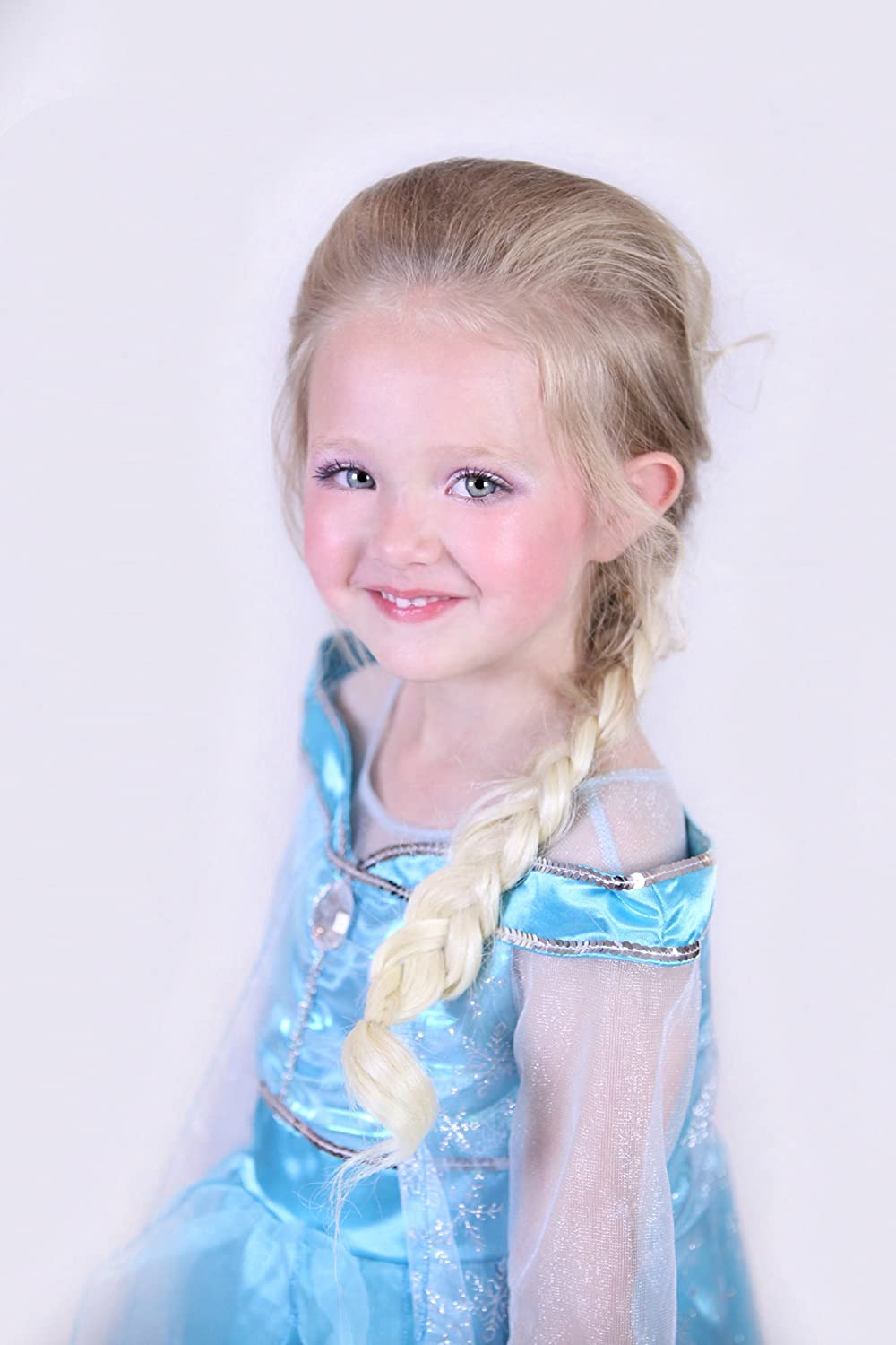 Amazon.com Authentic Disneyland Paris Elsa From Frozen Costume Dress up Kids Girls Age Size 10 Years Rare Clothing  sc 1 st  Amazon.com : authentic kids halloween costumes  - Germanpascual.Com