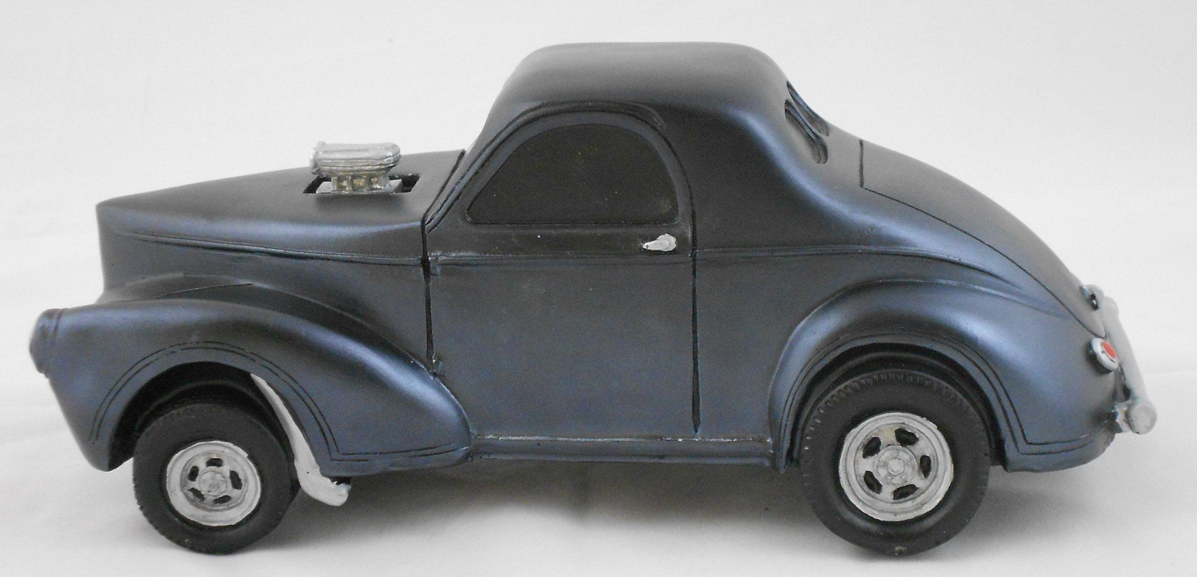 Gasser Model 1941 Willys 1:18 Scale Black by Gasser Models (Image #1)