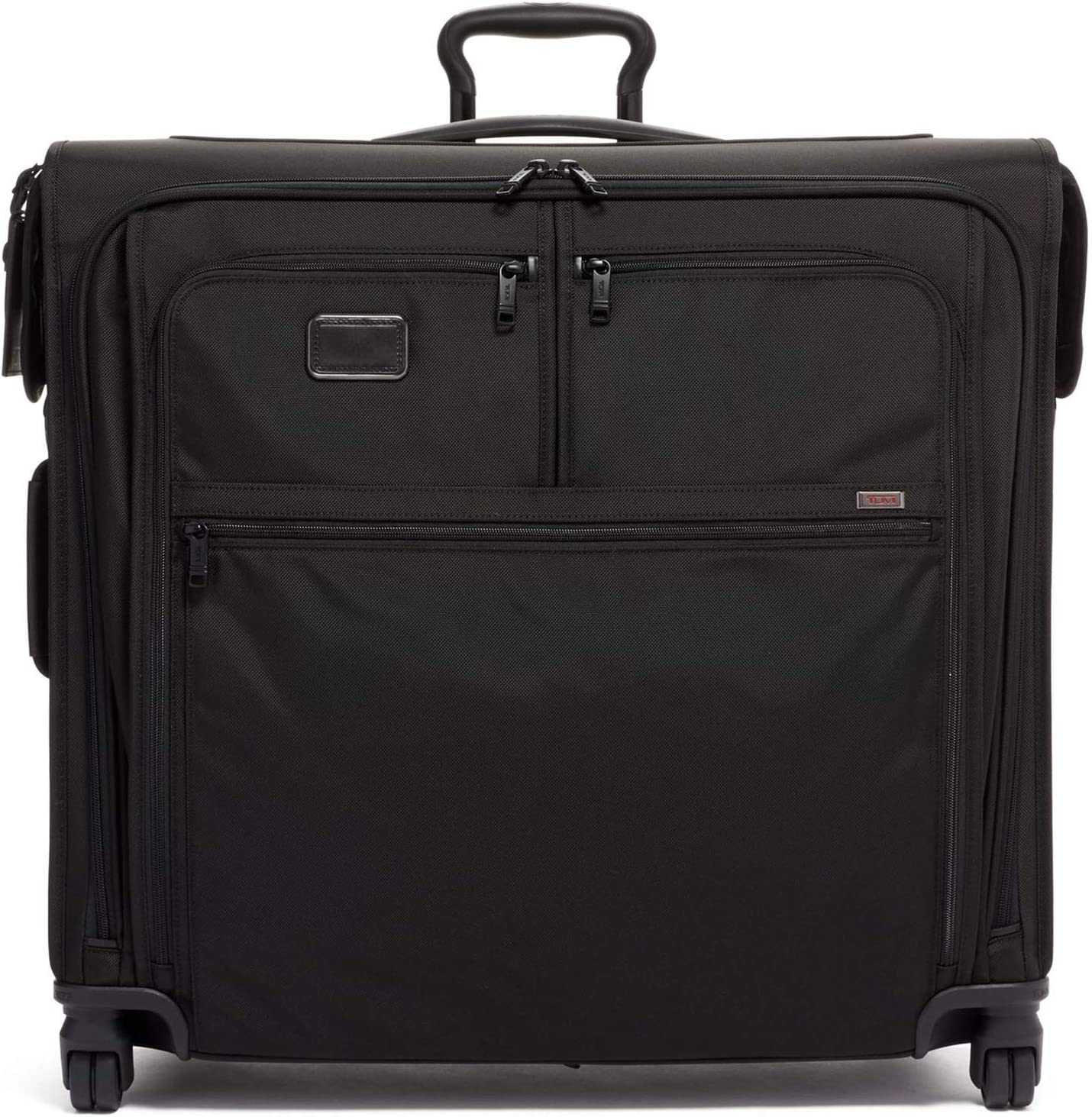 TUMI - Alpha 3 Extended Trip 4 Wheeled Garment Bag - Dress or Suit Bag for Men and Women - Black