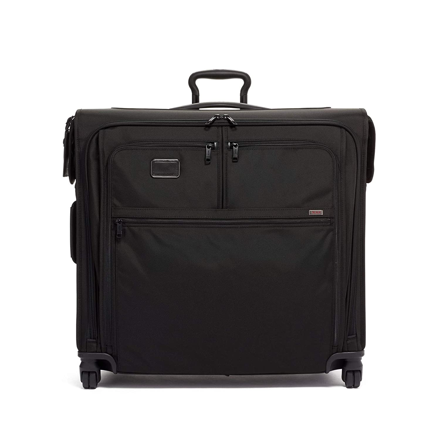 4dff39bba Amazon.com | TUMI - Alpha 3 Extended Trip 4 Wheeled Garment Bag - Dress or  Suit Bag for Men and Women - Black | Garment Bags