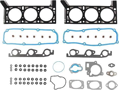 Engine Valve Cover Gasket Set for Chrysler Town /& Country 2004-2010 3.3L 3.8L V6