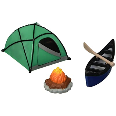 Decopac Fireside Camp DecoSet Cake Decoration: Toys & Games