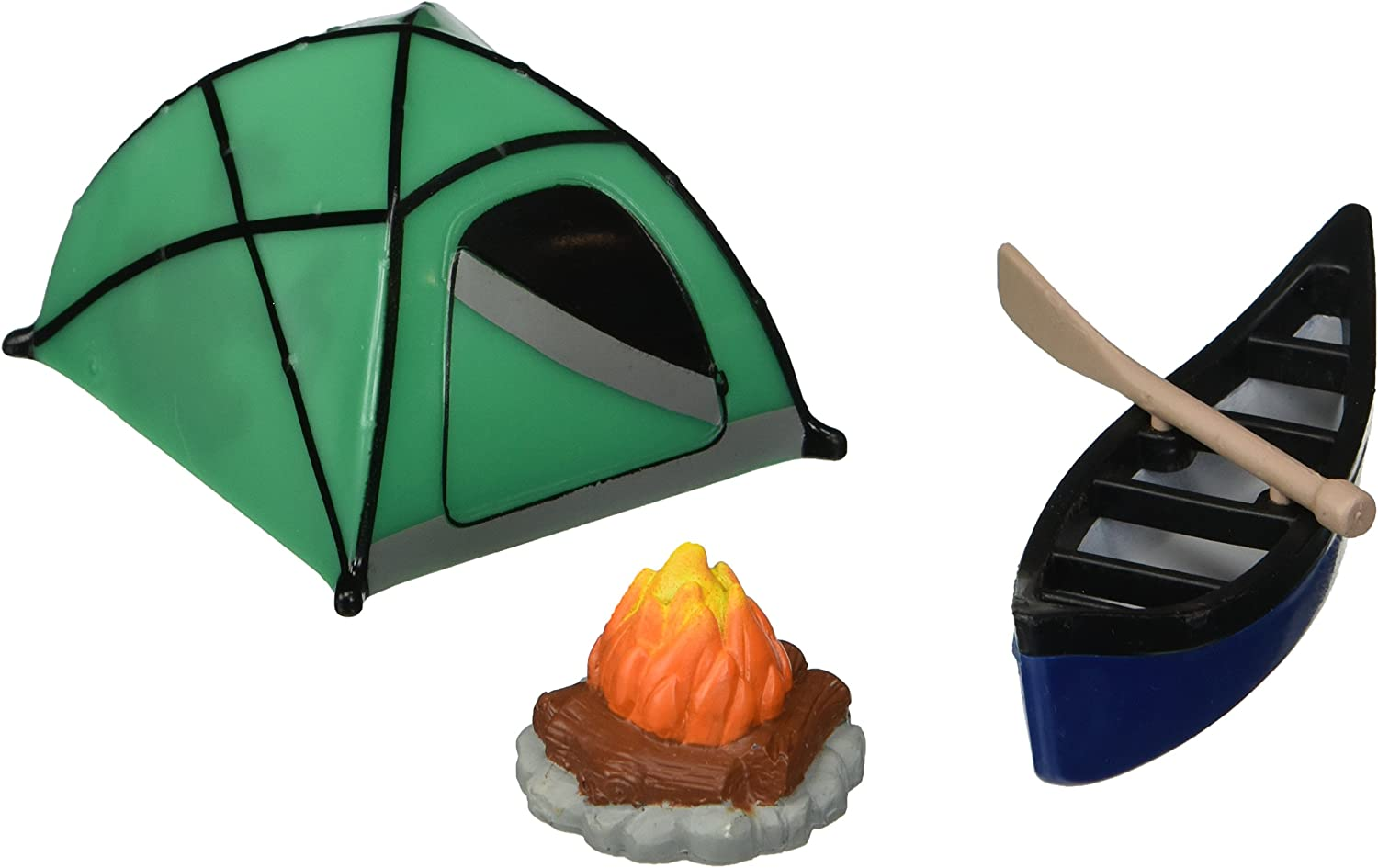 Decopac Fireside Camp DecoSet Cake Decoration