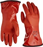 Atlas Glove 460 Atlas Vinylove Cold Resistant Insulated Gloves - Unit: Single Pair (1) - Size: Medium
