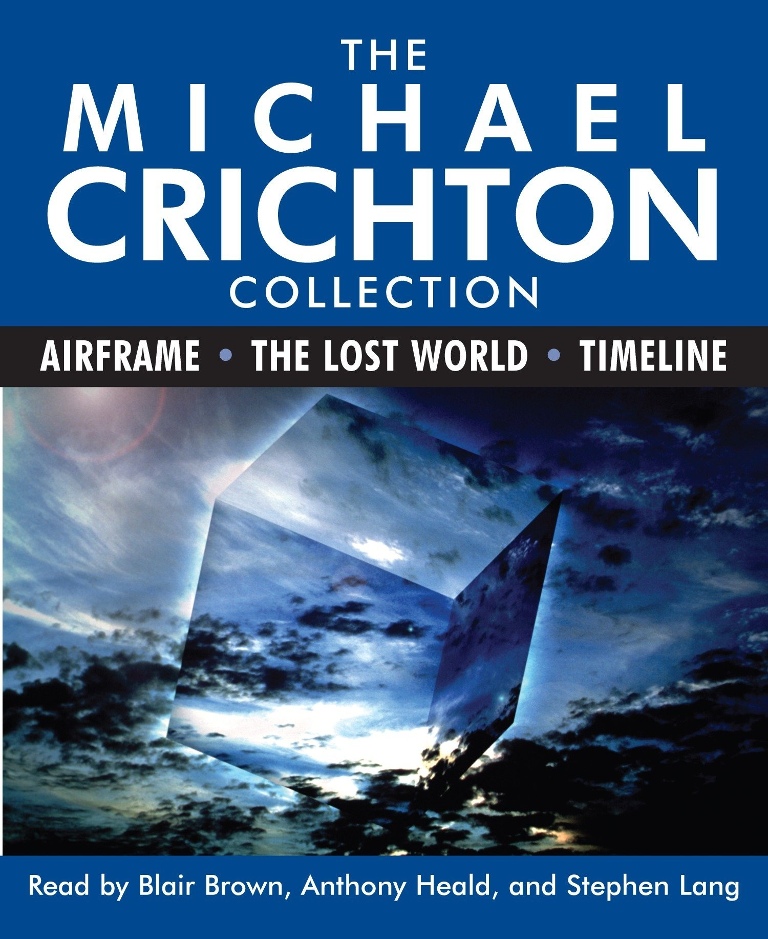 The Michael Crichton Collection: Airframe, The Lost World, and Timeline by Brand: Random House Audio