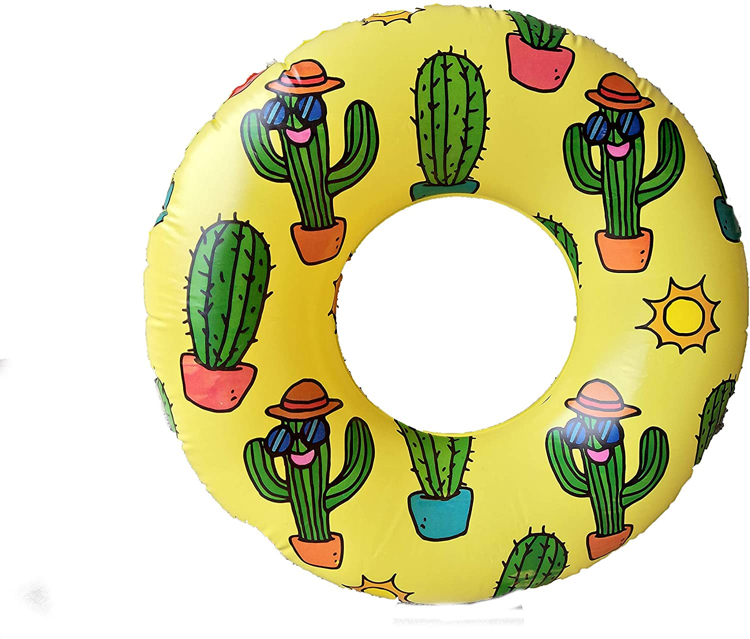 Children Swimming Ring Summer Funny Pool Party Toys Inflatable 24 Dinosaur Pool Tube Float for Kids