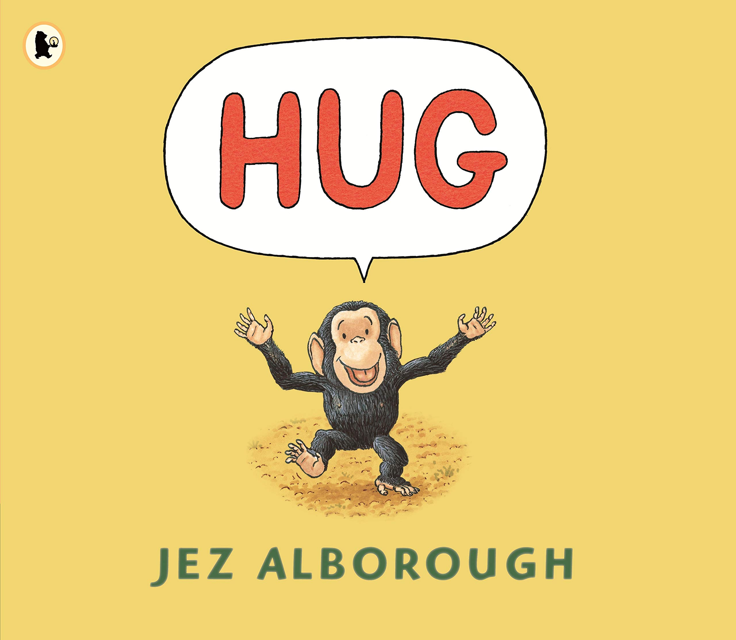 Hug (Bobo and Friends) : Alborough, Jez, Alborough, Jez: Amazon.co.uk: Books